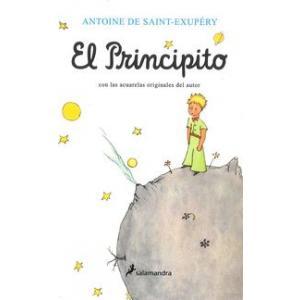 El Principito. Mały Książę Wersja Hiszpańska