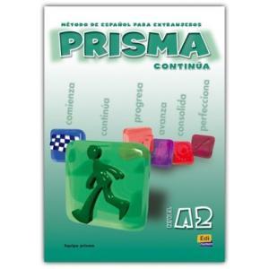 Prisma A2 podręcznik + Audio CD