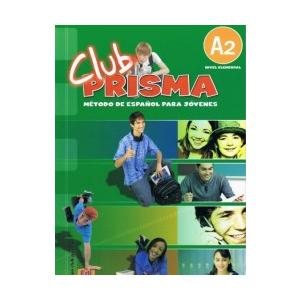 Club Prisma A2 podręcznik + CD audio