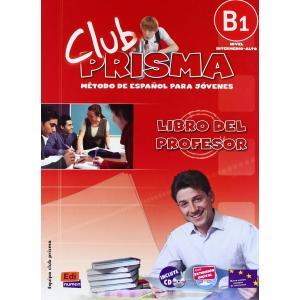 Club Prisma B1 poradnik metodyczny + CD audio