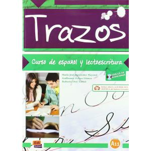 Trazos A1.1 curso de Espanol y lectoescritura + CD