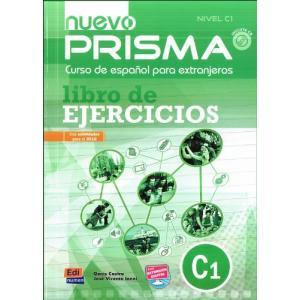 Prisma Nuevo C1. Ćwiczenia + CD