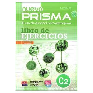 Prisma Nuevo C2. Ćwiczenia + CD