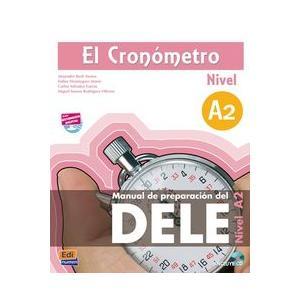 El Cronometro Nivel A2. Podręcznik + MP3