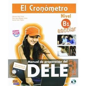El Cronometro Escolar Nivel B1. Podręcznik + MP3