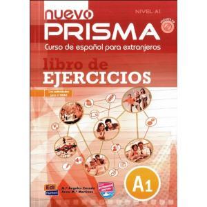 Prisma Nuevo A1. Ćwiczenia + CD