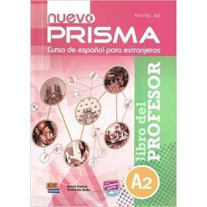 Prisma Nuevo A2. Książka Nauczyciela