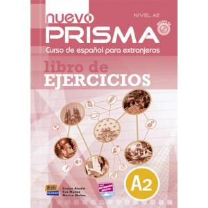 Prisma Nuevo A2. Ćwiczenia + CD