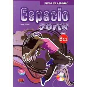 Espacio Joven B1.1. Podręcznik