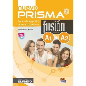 Prisma Nuevo Fusion A1+A2. Podręcznik + CD