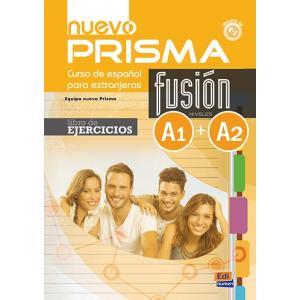 Prisma Nuevo Fusion A1+A2. Ćwiczenia + CD
