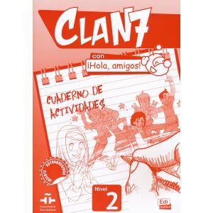 Clan 7 Con Hola, Amigos! 2. Ćwiczenia