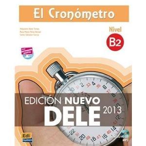 El Cronometro Nivel B2. Podręcznik + CD