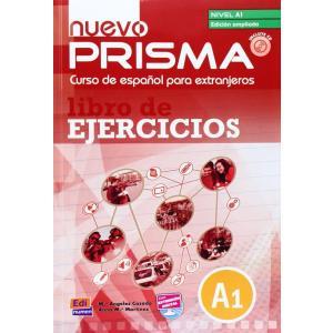 Prisma Nuevo A1 Ćwiczenia + CD Wersja Rozszerzona Edicion Ampliada