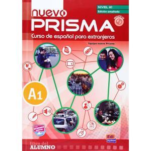 Prisma Nuevo A1 Podręcznik + CD Wersja Rozszerzona Edicion Ampliada