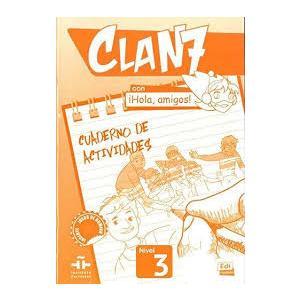 Clan 7 Con Hola, Amigos! 3 Ćwiczenia