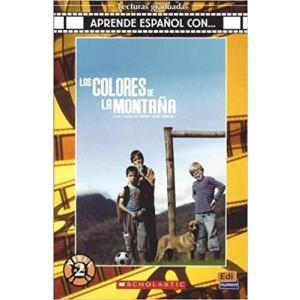 LH Los Colores de la montana książka +CD Nivel 2