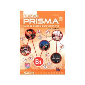 Prisma Nuevo B1 podręcznik + Audio CD
