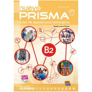 Prisma Nuevo B2 podręcznik + CD