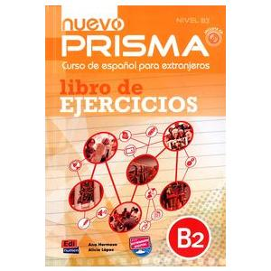 Prisma Nuevo B2. Ćwiczenia + CD