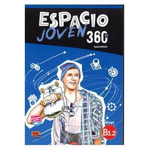 Espacio Joven 360 B1.2. Podręcznik