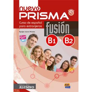 Prisma Nuevo Fusion B1+B2. Podręcznik + CD