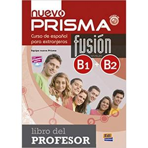 Prisma Nuevo Fusion B1+B2. Książka Nauczyciela + CD