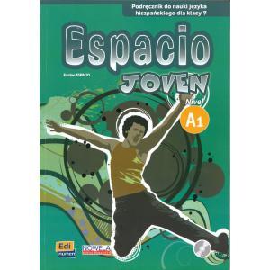 Espacio Joven A1. Podręcznik Wieloletni + CD. Klasa 7. Szkoła Podstawowa