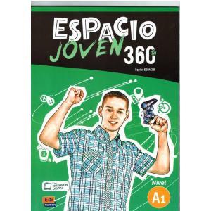 Espacio Joven 360 A1. Podręcznik
