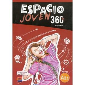 Espacio Joven 360 A2.1. Podręcznik