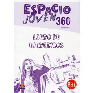 Espacio Joven 360 B1.1. Ćwiczenia