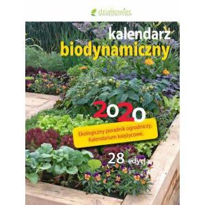 Kalendarz Działkowiec 2020 biodynamiczny