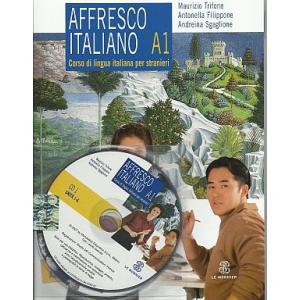Affresco Italiano A1. Podręcznik + CD
