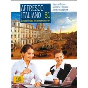 Affresco Italiano B1. Podręcznik + CD