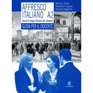 Affresco Italiano A2. Przewodnik Metodyczny