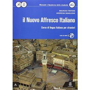 Il Nuovo Affresco Italiano A1 podręcznik + ćwiczenia + CD
