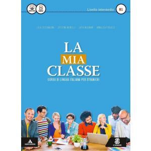 La Mia Classe B1 Podręcznik + Ćwiczenia + CD