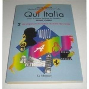 Qui Italia 2 Podręcznik