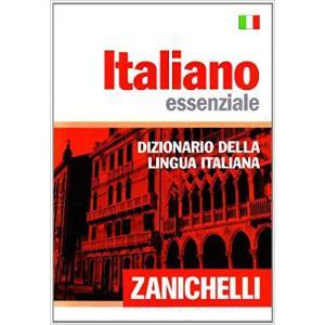 Dizionario Italiano essenziale