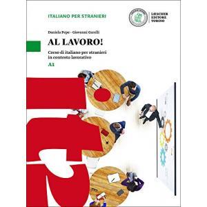 Al Lavoro! A1. Podręcznik z Ćwiczeniami