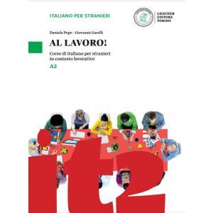 Al Lavoro! A2. Podręcznik z Ćwiczeniami
