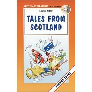 Tales from Scotland + CD