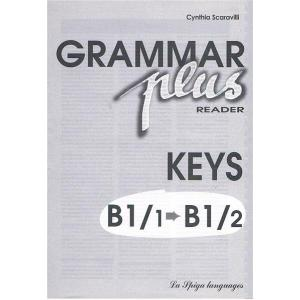 Grammar Plus B1/1-B1/2. Klucz Odpowiedzi