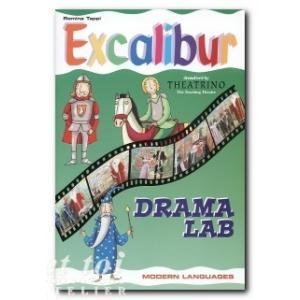 LA Drama Lab: Excalibur Zeszyt ćwiczeń
