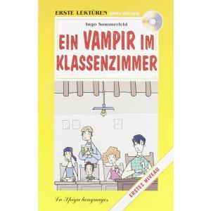 LN Ein Vampir im Klassenzimmer + CD