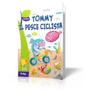 LW Alberto dei Libri Seria Verde - Tommy il Pesce Ciclista