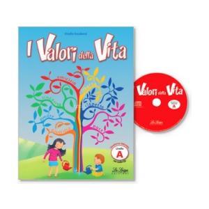I Valori Della Vita. Część A. Podręcznik + CD