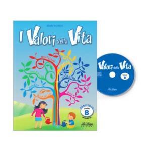 I Valori Della Vita. Część B. Podręcznik + CD