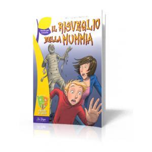 LW Alberto dei Libri Seria Gialla - Il Risveglio della Mummia