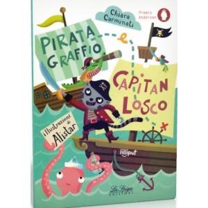 LW Pirata Graffio e Capitano Losco /lilliput/